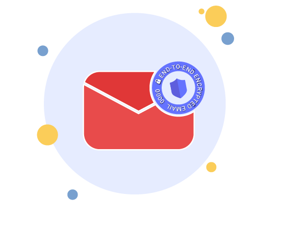 password-encrypted emails